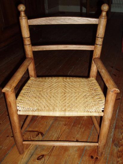fauteuil enfant lame