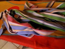 Remapillage tissu